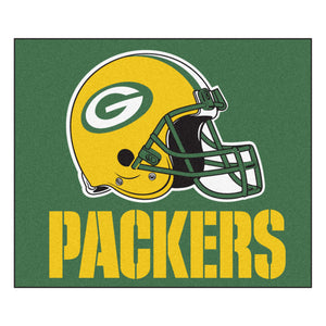 Green Bay Packers Tailgating mat, Packers area Rug