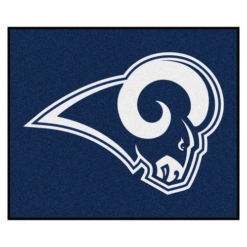 Los Angeles Rams Tailgating Mat, Los Angeles Rams Area Rug
