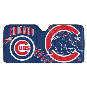 Chicago Cubs Universal Car Shade