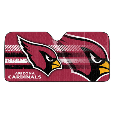 Arizona Cardinals Universal Car Shade