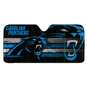 Carolina Panthers Universal Car Shade