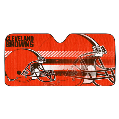 Cleveland Browns Universal Car Shade