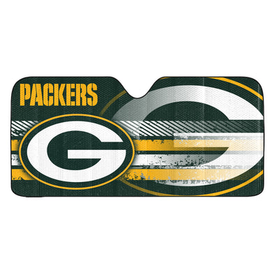 Green Bay Packers Universal Car Shade