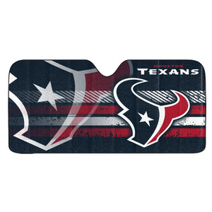 Houston Texans Universal Car Shade