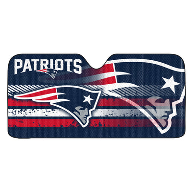New England Patriots Universal Car Shade