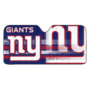New York Giants Universal Car Shade