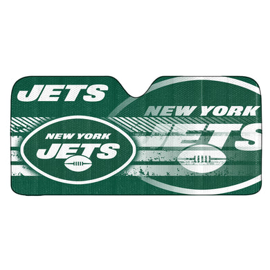 New York Jets Universal Car Shade