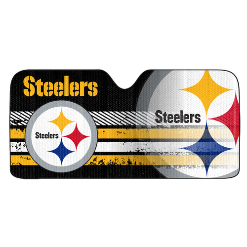 Pittsburgh Steelers Universal Car Shade