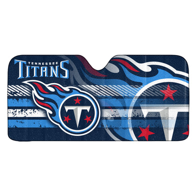 Tennessee Titans Universal Car Shade