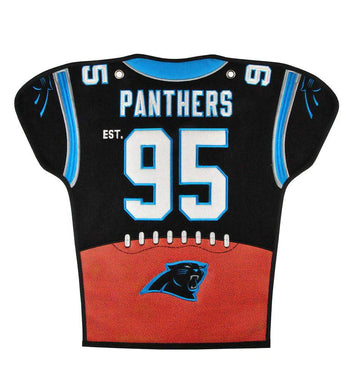 Carolina Panthers Jersey Traditions Banner