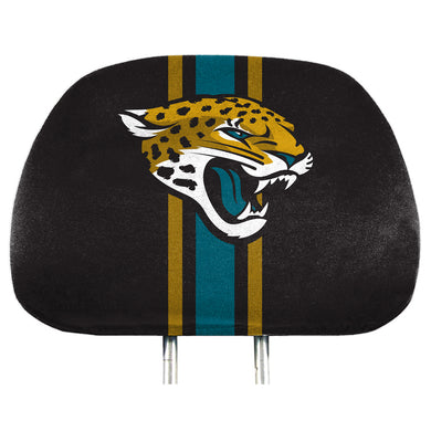 Jacksonville JaguarsTeam Color Headrest Covers