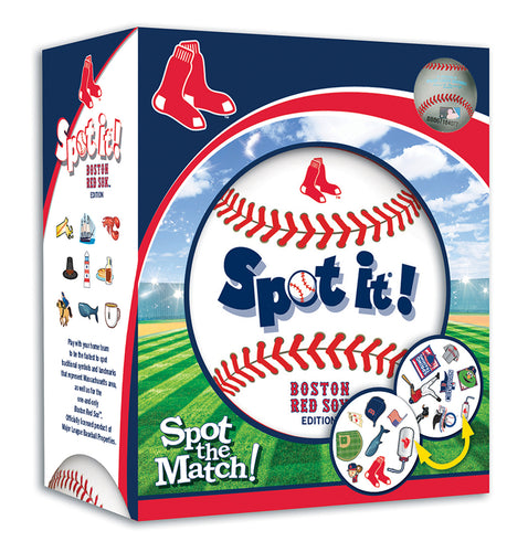 Boston Red Sox Spot It! Game