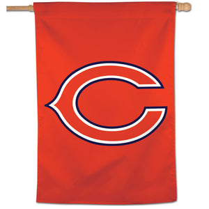 "Chicago Bears Mickey Mouse Vertical Flag - 28""x40"""