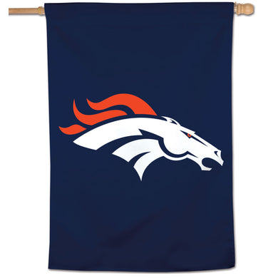 Denver Broncos Vertical Flag - 28