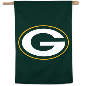 "Green Bay Packers Vertical Flag - 28""x40"" #3"