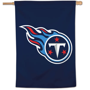 "Tennessee Titans Vertical Flag - 28""x40"" #2"