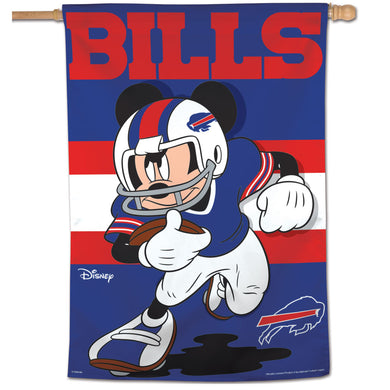 Buffalo Bills Vertical Flag - 28