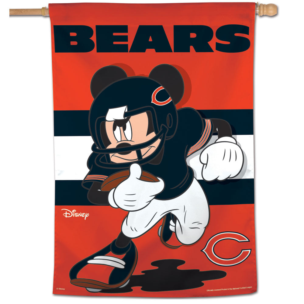 Chicago Bears Vertical Flag - 28