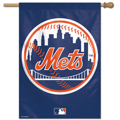 New York Mets Vertical Flag - 28