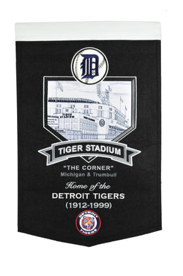Detroit Tigers Stadium Banner - 15