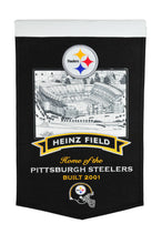 "Pittsburgh Steelers Heinz Field Stadium Banner - 15""x24"""