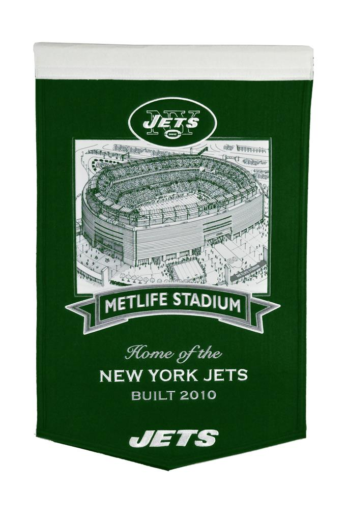 New York Jets Metlife Stadium Banner - 15