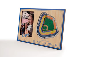 Los Angeles Dodgers 3D StadiumViews Picture Frame