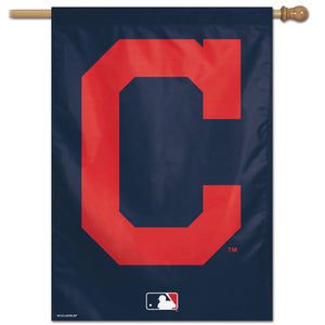 "Cleveland Indians Vertical Flag - 28""x40"""