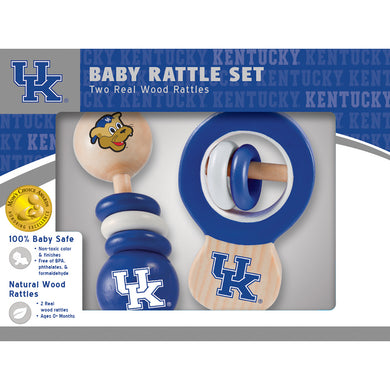 Kentucky Wildcats Baby Rattles