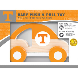 Tennessee Volunteers Push & Pull Toy