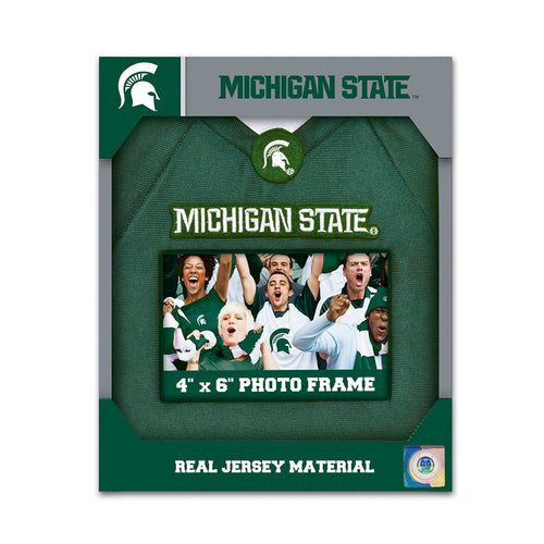 Michigan State Spartans Jersey Frame
