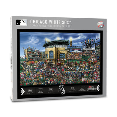 Chicago White Sox Joe Journeyman Puzzle