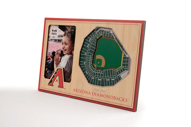 Arizona Diamondbacks 3D StadiumViews Picture Frame