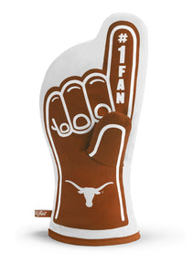 Texas Longhorns #1 Fan  Oven Mitt