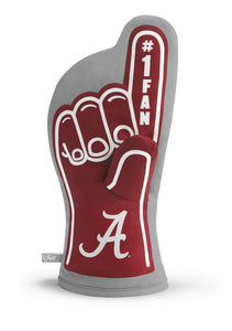 NCAA fan gear Alabama Crimson Tide #1 fan oven mitt from Sports Fanz