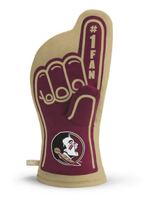 Florida State Seminoles #1 Fan Oven Mitt