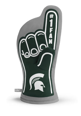 Michigan State Spartans #1 Fan Oven Mitt
