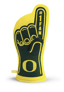 Oregon Ducks #1 Fan Oven Mitt