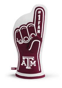 Texas A&M Aggies #1 Fan Oven Mitt
