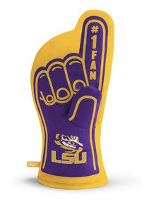 LSU Tigers #1 Fan Oven Mitt