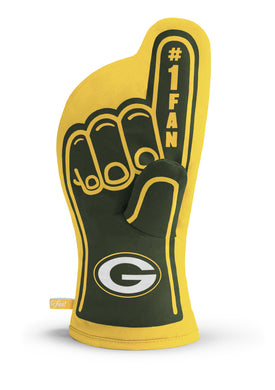 Green Bay Packers #1 Fan Oven Mitt