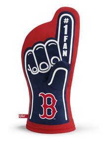 Boston Red Sox #1 Fan Oven Mitt