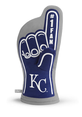 Kansas City Royals #1 Fan Oven Mitt