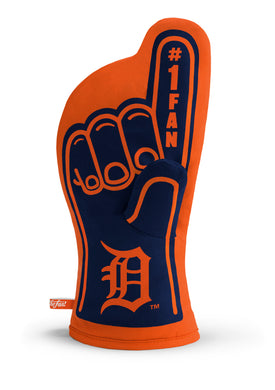 Detroit Tigers #1 Fan Oven Mitt