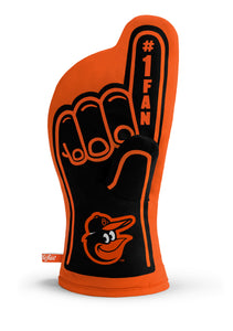 Baltimore Orioles #1 Fan Oven Mitt