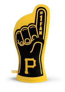 Pittsburgh Pirates #1 Fan Oven Mitt