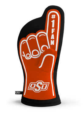 Oklahoma State Cowboys #1 Fan Oven Mitt