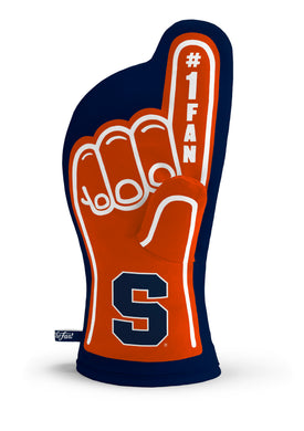 Syracuse Orange #1 Fan Oven Mitt
