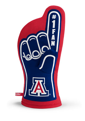 Arizona Wildcats #1 Fan Oven Mitt