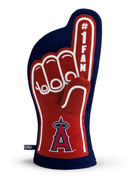 Los Angeles Angels #1 Fan Oven Mitt
